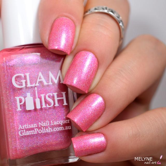 Glam Polish Take On Me
