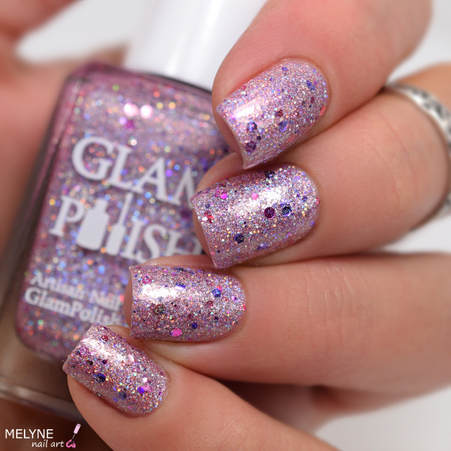 Glam Polish Time After Time