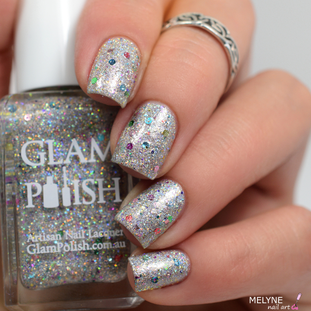 Glam Polish You Spin Me Round