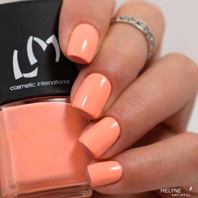 LM Cosmetic Orange Lolly