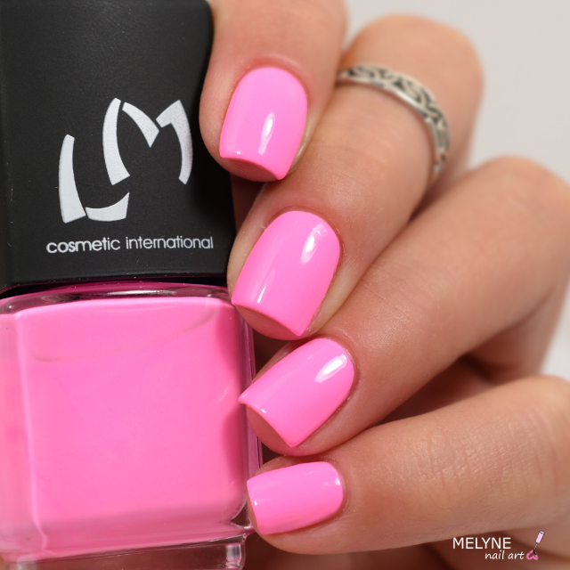 LM Cosmetic Pinky Swirl