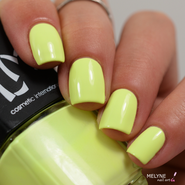 LM Cosmetic Yellow Popsicle