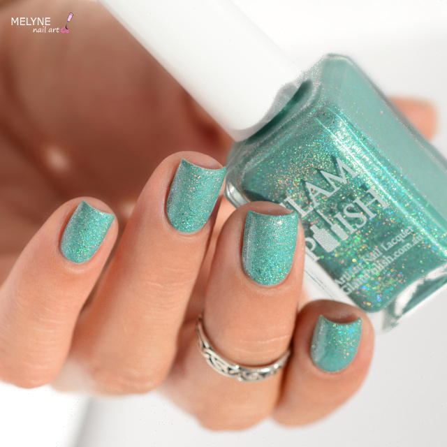 Glam Polish Are You Sea-rious