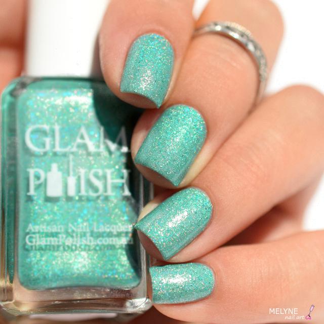 Glam Polish Are You Sea-rious