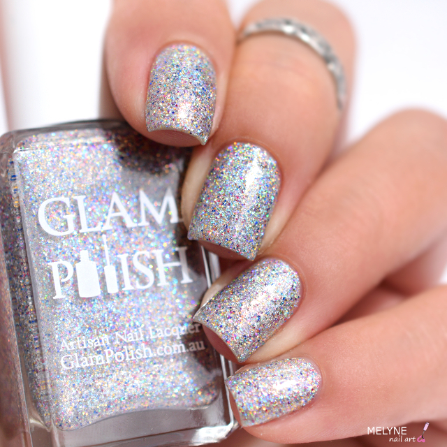 Glam Polish I'm Shore You Did