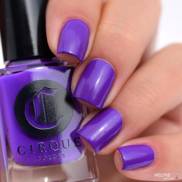 Cirque colors Lean Vice Collection