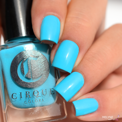 Cirque colors Miami-Dade Vice Collection