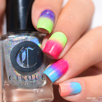 Cirque colors We Trippy Vice Collection