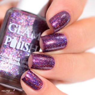 Glam Polish Dex, Lies, & Videotape