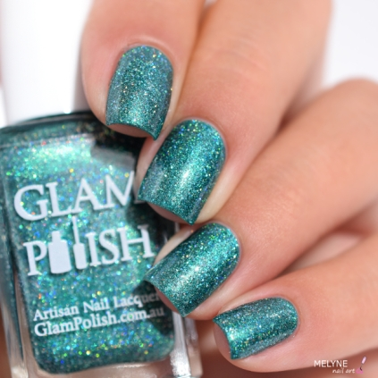 Glam Polish It's Alive!