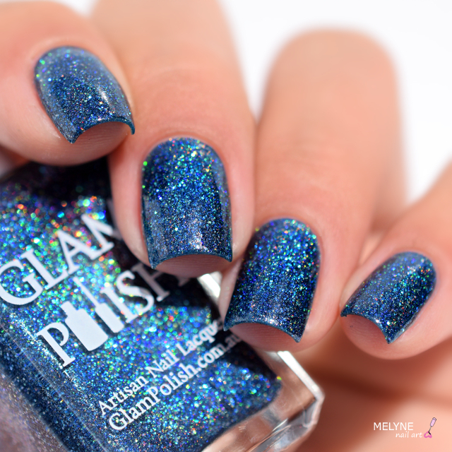 Glam Polish Remember the Monsters