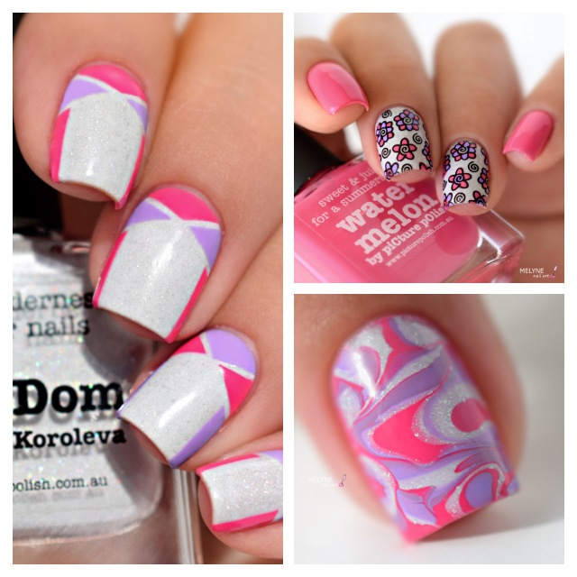 Nail art Picture Polish