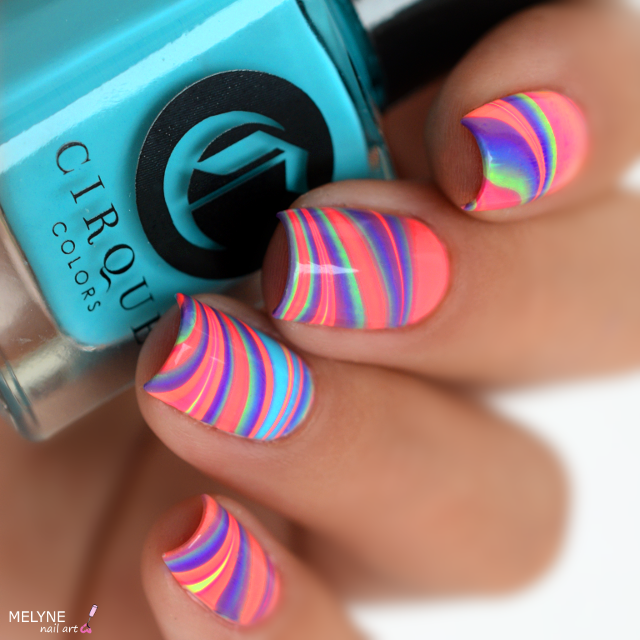 Watermarble Vice Collection by Cirque Colors