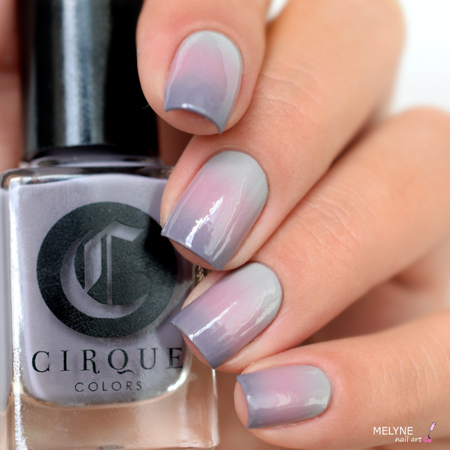 Gradient Cirque Colors Metropolis collection