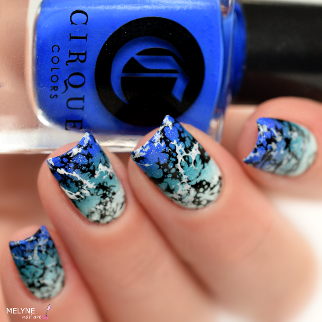 Gradient cirque colors 7