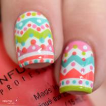 Nail art Pâques 6
