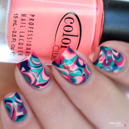 Gougoutte nail art color club 2