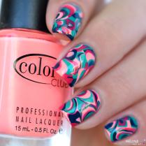 Gougoutte nail art color club 3