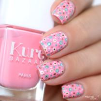 Nail art dotting tool sur Macaron de Kure Bazaar 6