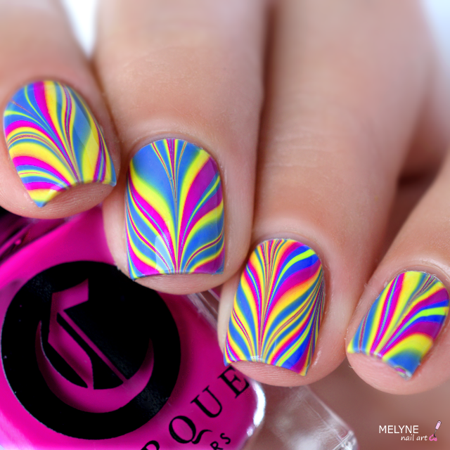 Watermarble neon Vice Collection 2016 Cirque Colors 5