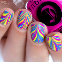 Watermarble neon Vice Collection 2016 Cirque Colors 6