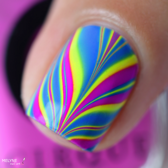 Watermarble neon Vice Collection 2016 Cirque Colors 8
