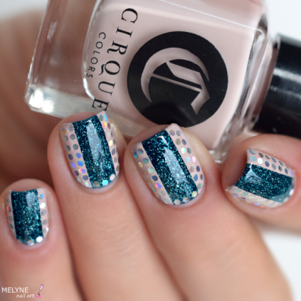 nail-art-paillette-holo-cirque-colors