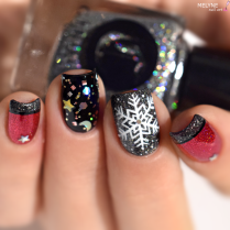nail-art-flocon-et-paillettes-trio-cirque-colors-3