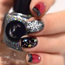 nail-art-flocon-et-paillettes-trio-cirque-colors-4