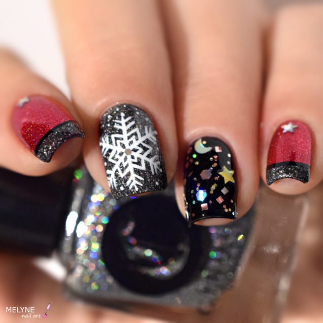 nail-art-flocon-et-paillettes-trio-cirque-colors-5