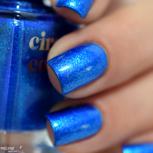 Cirque colors Trio New Years Blue 1