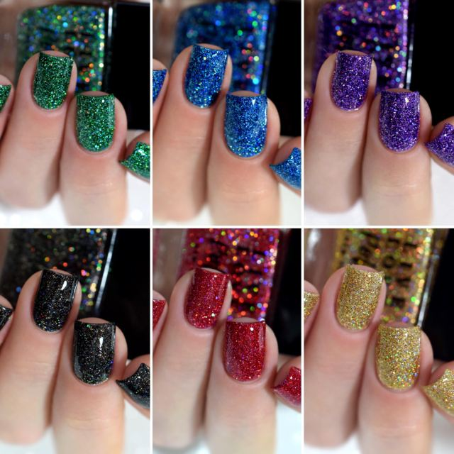 Live Love Polish On The Rocks Collection