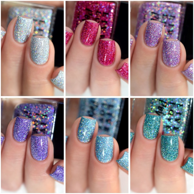 Live Love Polish Bottom Up Collection 2
